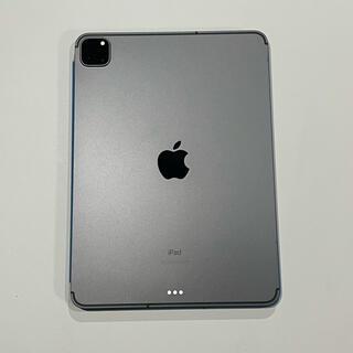 iPad - iPad pro 11インチ 第二世代 128GB セルラーモデル simフリー