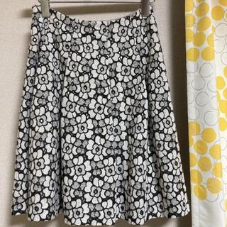 アナイ(ANAYI)のアナイ ANAY フレア スカート サイズ38(ひざ丈スカート)