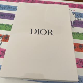 ディオール(Dior)のdiorノベルティノート 2021ホリデー限定(ノート/メモ帳/ふせん)