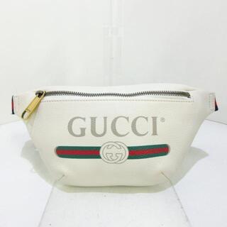 Gucci - グッチ ウエストポーチ 527792 レザー