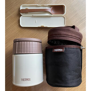 THERMOS - THERMOSスープジャーJBQ-400 3点セット
