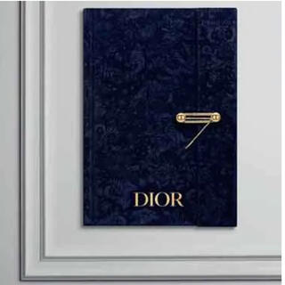 ディオール(Dior)のDior ビューティー オリジナル ノートブック(ノート/メモ帳/ふせん)