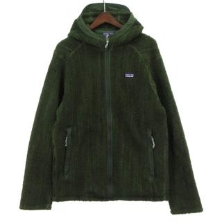 パタゴニア(patagonia)のパタゴニア アルクトスフーディジャケット パーカー フリース 25745 緑 M(その他)