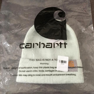 カーハート(carhartt)の新品 カーハート ニット帽 ビーニー(ニット帽/ビーニー)