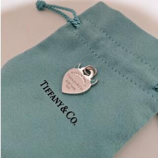 Tiffany & Co. - tiffany 未使用 ティファニー リターントゥティファニー デビル