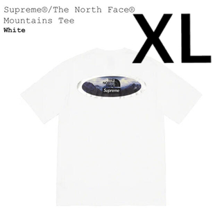 Supreme - Supreme® The North Face® Mountains Tee