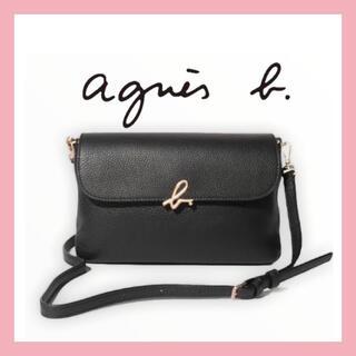 agnes b. - 【新品】アニエスベー agnes b. ショルダーバッグ ブラック