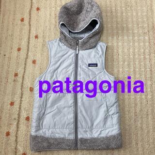 パタゴニア(patagonia)のパタゴニア ベスト リバーシブル レディース XS(ベスト/ジレ)
