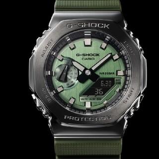 G-SHOCK - カシオ GショックCASIO G-SHOCK GM-2100B-3AJF
