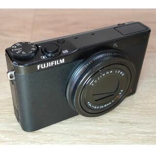 富士フイルム - 富士フイルム デジタルカメラ XQ1 F FX-XQ1 ブラック