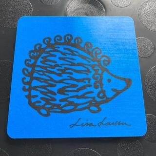 リサラーソン(Lisa Larson)のリサラーソン はりねずみ コースター(テーブル用品)