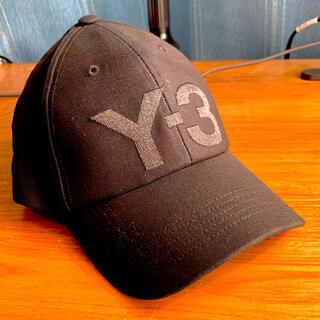 Y-3 - レア!Y-3 CLASSIC LOGO CAP ワイスリー ロゴ キャップ 帽子