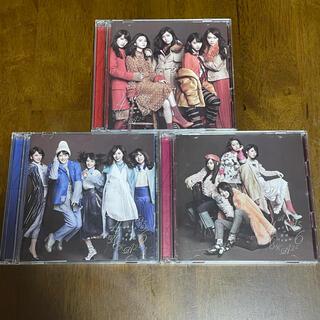 ノギザカフォーティーシックス(乃木坂46)の乃木坂46 サヨナラの意味 CD typeBCD 3枚セット(女性アイドル)