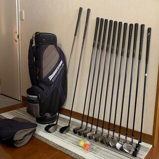 BRIDGESTONE - ⛳️初心者メンズゴルフクラブセットBRIDGESTONE TOUR STAGE