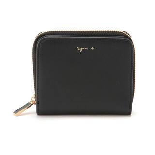 agnes b. - agnesb アニエスベー 2つ折り財布