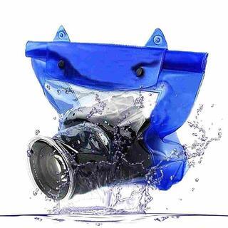 一眼レフカメラ 防水ケース デジタルカメラ 防水ポーチ //bzf(ケース/バッグ)