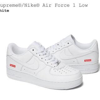 Supreme - SUPREME × NIKE AIR FORCE 1 LOW