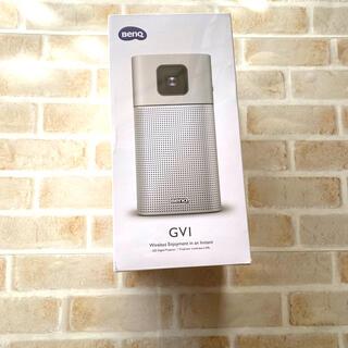 BENQ GV1  新品未開封品 ホームプロジェクター
