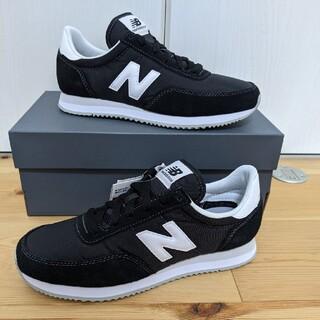 New Balance - ニューバランスUL72024cm ブラック