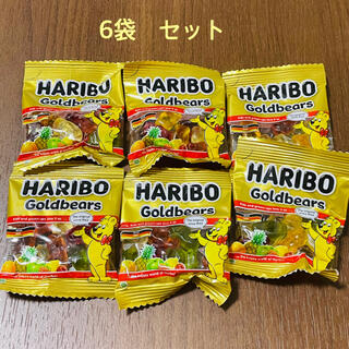 コストコ - コストコ ハリボー ミニ ベア グミ 6袋