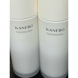 Kanebo - 【カネボウ】ザ エマルジョン<乳液> 100ml 最高級シリーズ