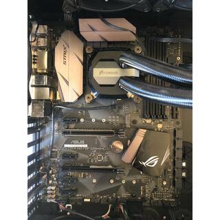 ASUS - i7 7700+ROG STRIX H270F+Corsair H100i V2