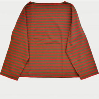 COMOLI - outil 20AW tricot aast バスクシャツ サイズ1