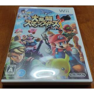 Wii - 動作確認済 スマブラX スマブラ wii 大乱闘スマッシュブラザーズ