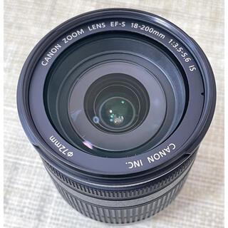 Canon - Canon キャノンEF-S 18-200mm F3.5-5.6 IS