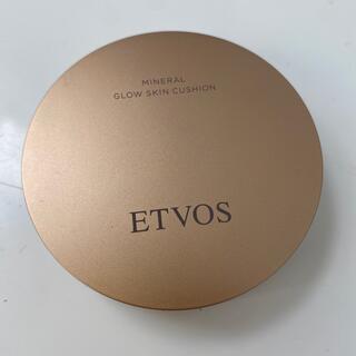 エトヴォス(ETVOS)のエトヴォス グロウスキンクッション ナチュラル(ファンデーション)