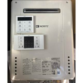 ノーリツ(NORITZ)のノーリツ NORIZ 給湯器 都市ガス 20号 中古(その他)