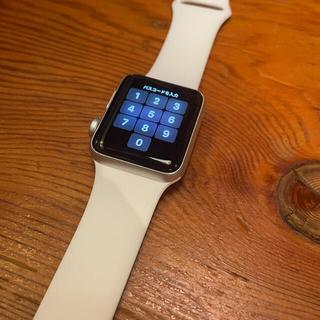 Apple - Apple Watch series3 38mm GPSモデル