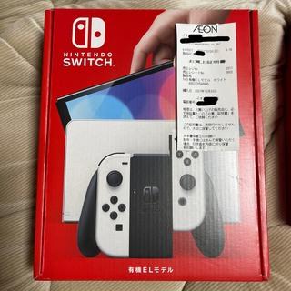 Nintendo Switch - Nintendo Switch 有機EL ホワイト 未開封品