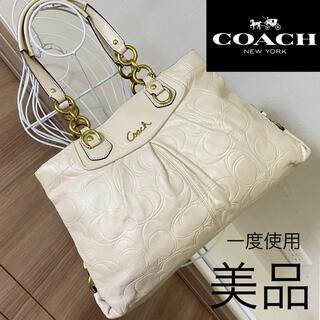 COACH - 美品☆ COACH☆コーチ ☆アシュレイ ☆トートバッグ