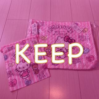サンリオ(サンリオ)の◎新品◎HELLO KITTY レッスンバッグ&巾着セット(レッスンバッグ)