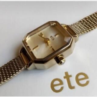 エテ(ete)のete   エテ腕時計 オクタゴンレディース(腕時計)