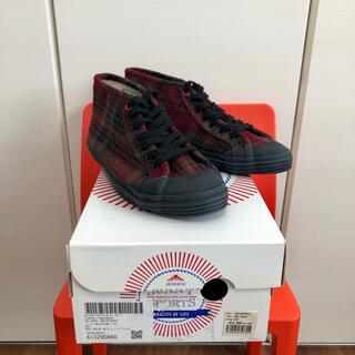 BEAMS - 新品未使用 SUNNY SPORTS × Woolrich スニーカー US7