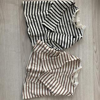 petit main - プティマイン 長袖 2枚セット