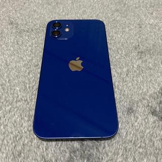 Apple - iPhone12 ブルー 128GB