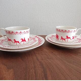 アフタヌーンティー(AfternoonTea)のAfternoon Tea ティーセット(グラス/カップ)