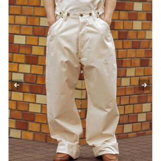 コモリ(COMOLI)のLee リー LECHOPPE別注 LOGGER PANTS レショップ(ペインターパンツ)
