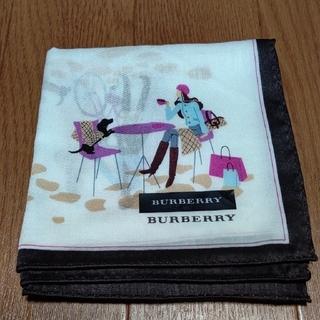 BURBERRY - 新品バーバリハンカチ