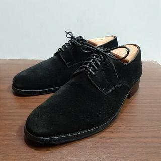 J.M. WESTON - [貴重] ビンテージ  旧ロゴ  ジェイエムウエストン  スエード  革靴