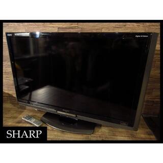 SHARP - SHARP シャープ アクオス 40インチ 液晶カラーテレビ LC-40LX1