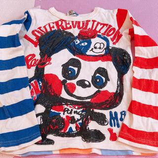 ラブレボリューション(LOVE REVOLUTION)のラブレボ❤ロンT(Tシャツ/カットソー)