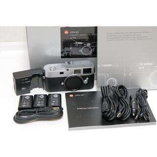 LEICA - CCD交換済み Leica M9-Pアップグレード シルバー ライカ