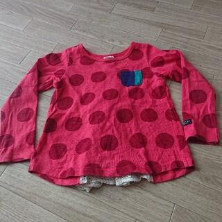 エフオーキッズ(F.O.KIDS)のF.O.KIDS 女の子 長袖 Tシャツ サイズ110(Tシャツ/カットソー)