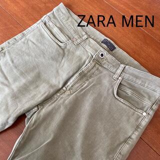 ZARA - ZARA MAN   MENS  パンツ 美品