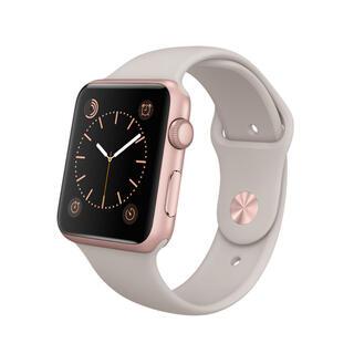 Apple Watch - アップルウォッチ 初代 42mm ローズゴールド