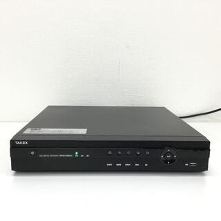 TAKEX AHDデジタルレコーダーHDVR-1606AH(その他)